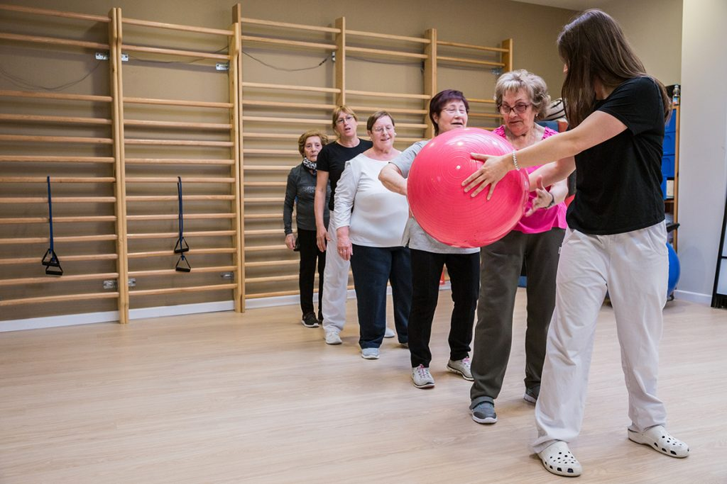 Ediren ejercicio físico y salud