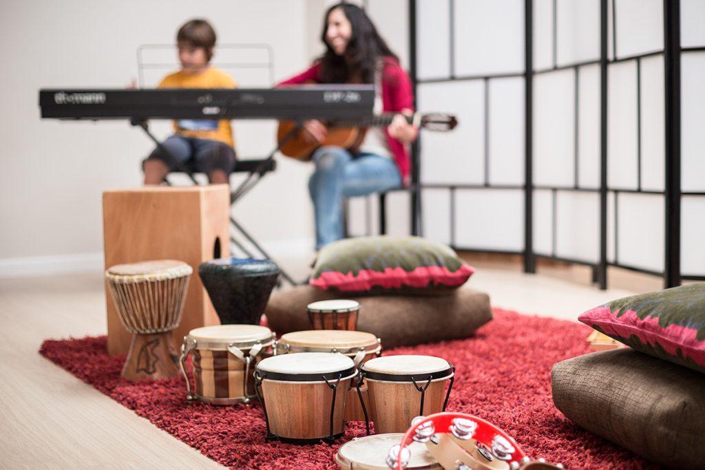 Ediren musicoterapia