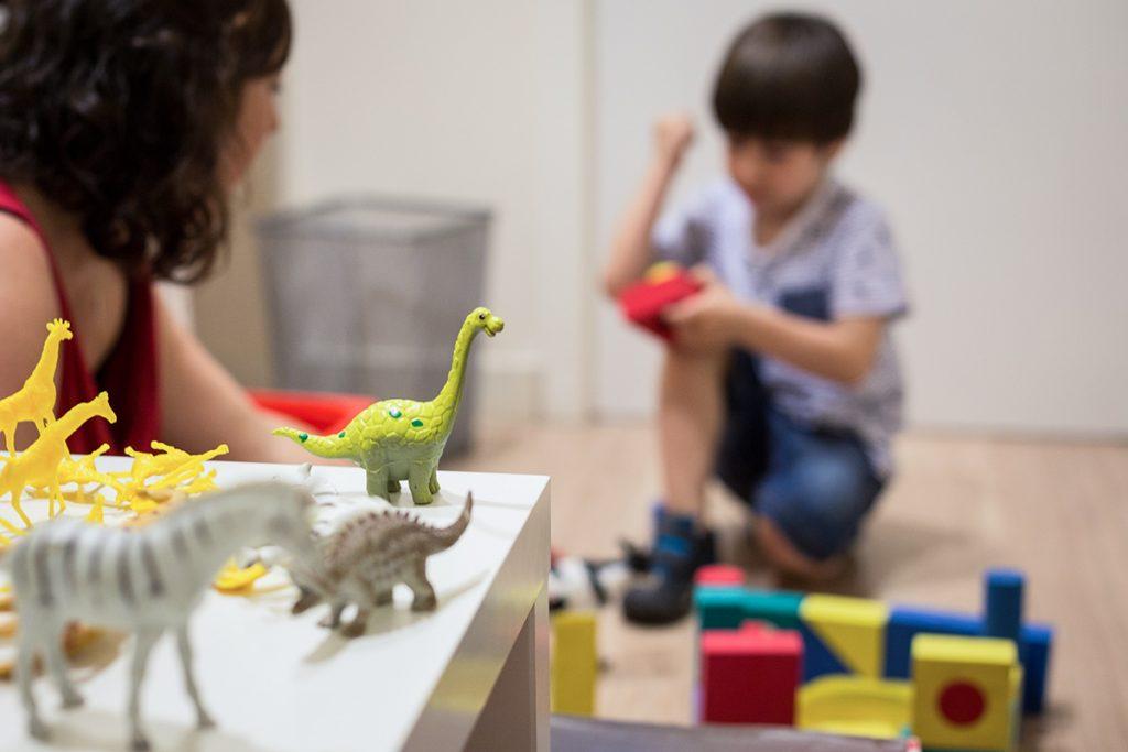 Ediren terapia infantil