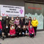 igualdad de oportunidades laborales, dignidad para las mujeres